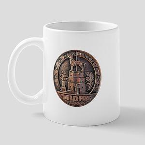 Vilnius Medallion Mug