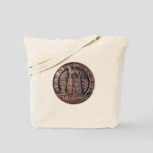 Vilnius Medallion Tote Bag