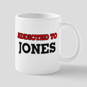 Addicted to Jones Mugs