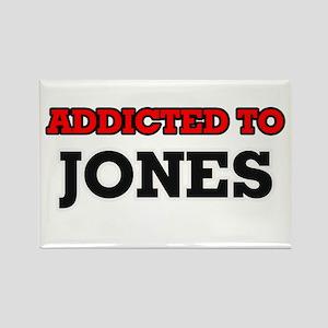 Addicted to Jones Magnets