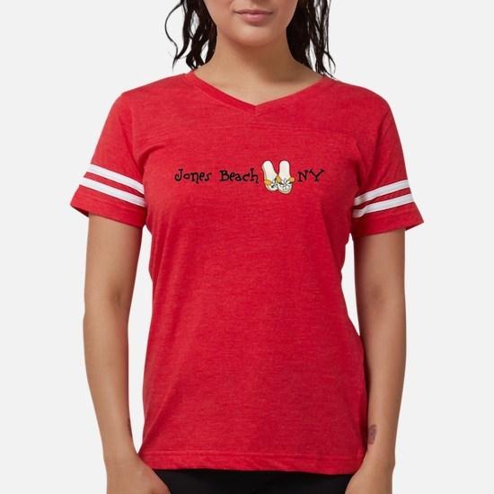 Flip Flops Jones Beach T-Shirt