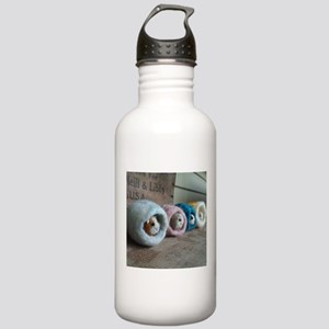 Guinea Pig Caves Water Bottle