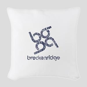 Vintage Breckenridge Woven Throw Pillow