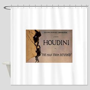 harry houdini Shower Curtain