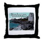 Monhegan Throw Pillow