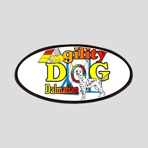 Dalmatian Agility Patch