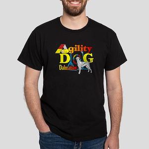 Dalmatian Agility Dark T-Shirt