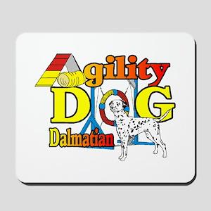 Dalmatian Agility Mousepad