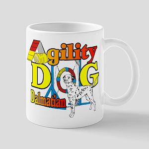 Dalmatian Agility Mug