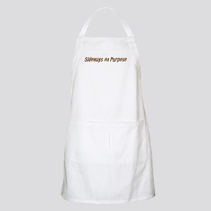 Sideways Purpose BBQ Apron
