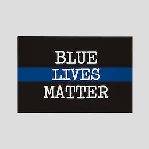 Blue Lives Matter Magnets