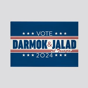 Darmok And Jalad 2020 Rectangle Magnet