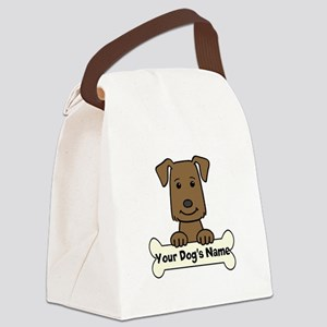 Personalized Labrador Canvas Lunch Bag