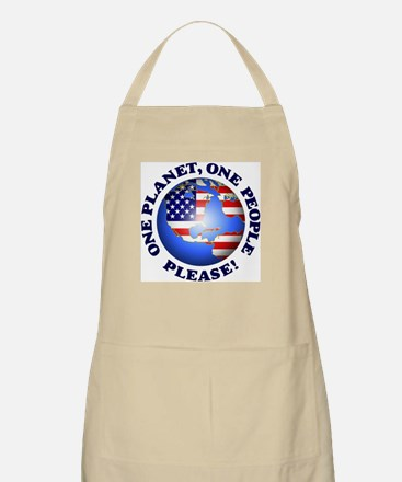 One People Please! BBQ Apron