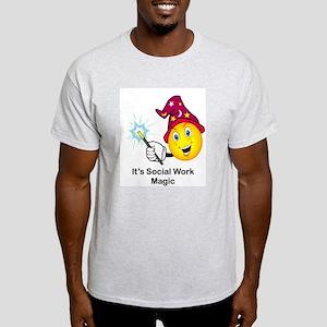 Social Work Magic Light T-Shirt