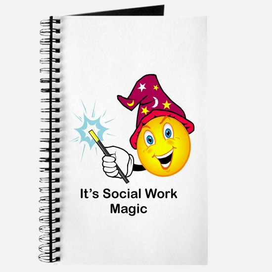 Social Work Magic Journal