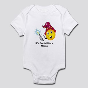 Social Work Magic Infant Bodysuit