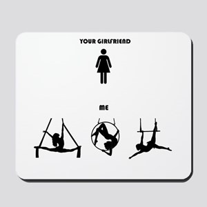 I do aerial Mousepad