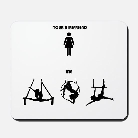 I do aerial Mousepad