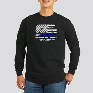 AK 47 Shirt Long Sleeve T-Shirt