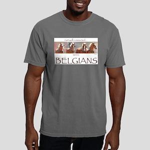 4 Abreast Belgians T-Shirt