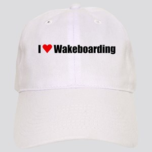 I love wakeboarding Cap
