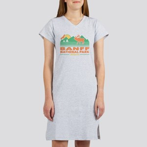 Banff National Park Alberta Women's Dark T-Shirt