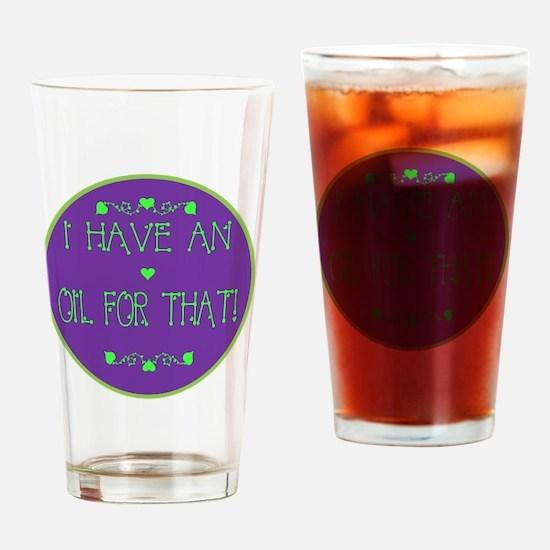 Cute Eos Drinking Glass