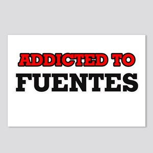 Addicted to Fuentes Postcards (Package of 8)