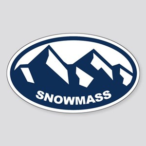 Snowmass Colorado Sticker