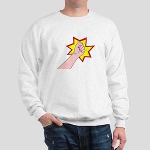 Revolution Fist Sweatshirt