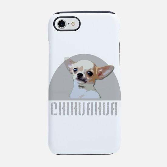 Chihuahua dog iPhone 8/7 Tough Case