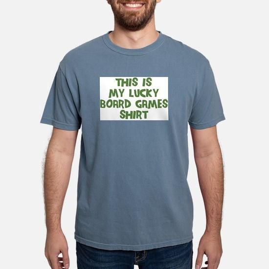 Lucky Board Games T-Shirt