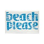 Beach Please Magnets