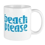 Beach Please Mugs