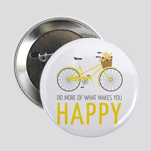 """Makes You Happy 2.25"""" Button (10 pack)"""