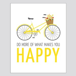Makes You Happy Posters