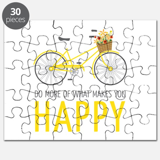 Makes You Happy Puzzle