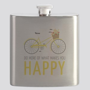 Makes You Happy Flask