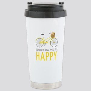 Makes You Happy Travel Mug