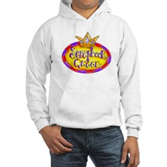 Scrapbook Queen Crown Hoodie