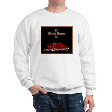"""""""Sleeping Dragon"""" Sweatshirt"""
