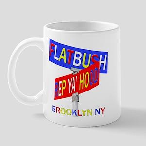 REP FLATBUSH Mug