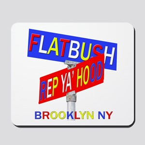 REP FLATBUSH Mousepad