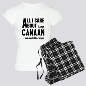 All I care about is my Cana Women's Light Pajamas