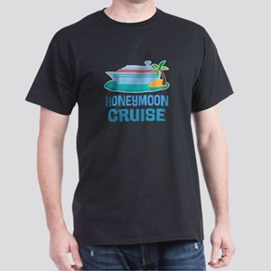 Honeymoon Cruise gift T-Shirt