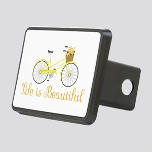 Life Is Beautiful Hitch Cover