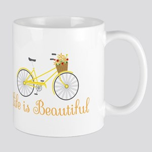 Life Is Beautiful Mugs