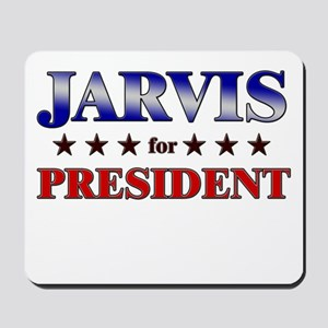 JARVIS for president Mousepad