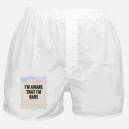 Cool I am alone Boxer Shorts